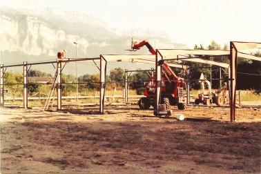 Construction VBCR