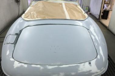 Rénovation Jaguar