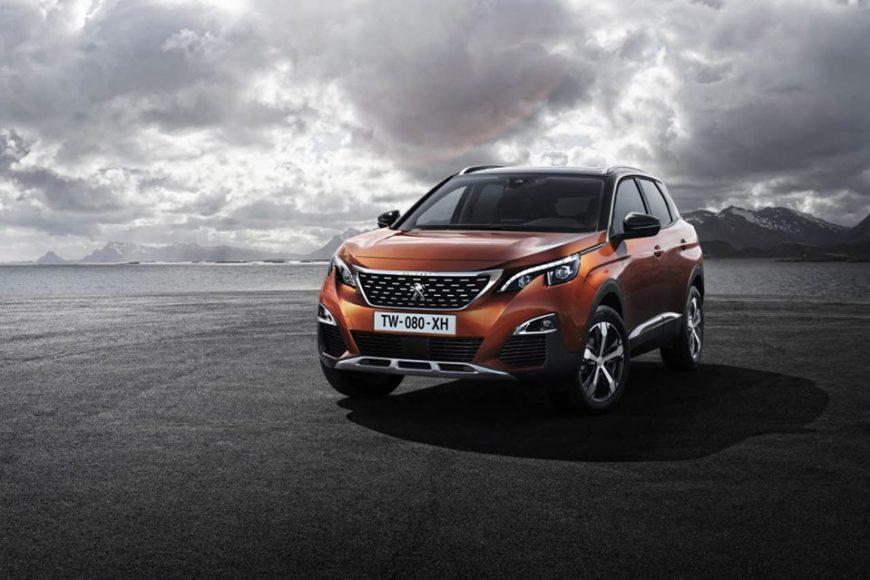 Sortie des nouveaux modèles Peugeot: 2008 et 3008